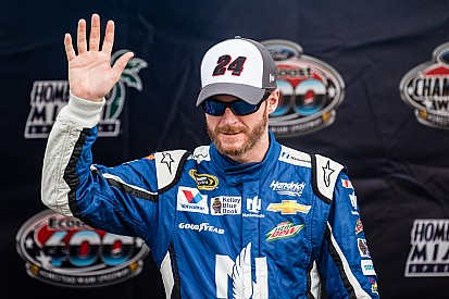 """Dale Jr. felt he """"didn't fit in"""" when he first arrived at Hendrick Motorsports"""