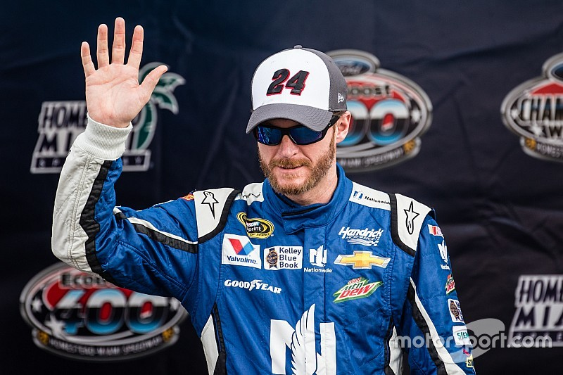 "Dale Jr. felt he ""didn't fit in"" when he first arrived at Hendrick Motorsports"