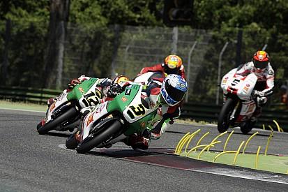 Fabio Spiranelli nel Mondiale Moto3 con il Team CIP