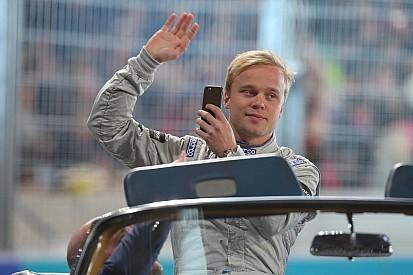 Felix Rosenqvist to test Indy Lights car again