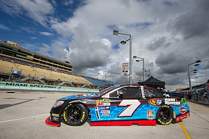 Tommy Baldwin Racing issues statement on release of Alex Bowman