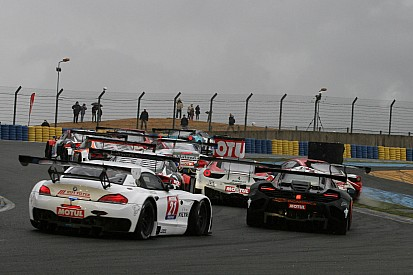 Some changes within the French FFSA GT and Prototypes championships