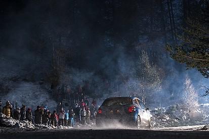 WRC蒙特卡罗站头两日:奥吉尔领跑