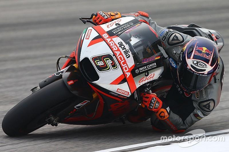 Verspätung bei Aprilia: Neues MotoGP-Bike erst im März bereit?