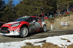 WRC Prova speciale Monte-Carlo, PS11: riecco Meeke! Ogier amministra