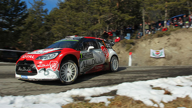 Monte-Carlo, PS11: riecco Meeke! Ogier amministra