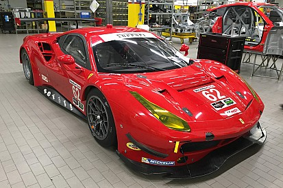 La course contre la montre de la Ferrari 488 du Risi Competizione
