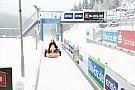 VÍDEO: Kart invade pista de bobsled