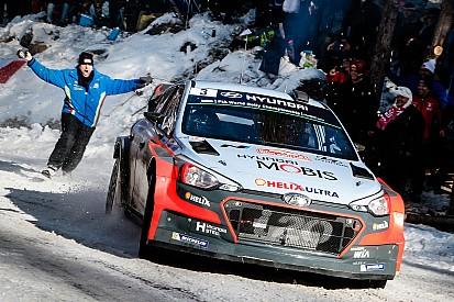 Monte-Carlo, PS12: primo acuto della i20 WRC 2016!