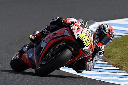 Aprilia dará a conocer su moto de 2016 en una prueba privada