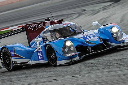 L'Algarve Pro Racing in pole a Sepang