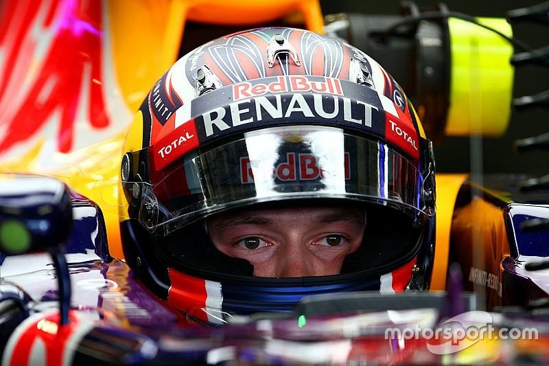 """Kvyat: """"entendo a F1 melhor agora do que antes"""""""