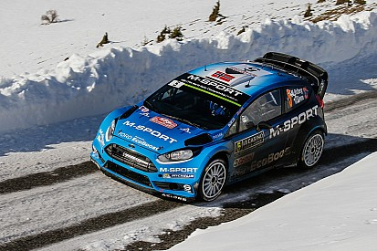 Østberg set to equal Monte best as Evans continues to dominate