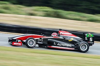 Teretonga TRS: Piquet controls reverse-grid race