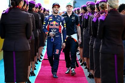 Red Bull a privé Ricciardo de courir au Mans en 2015