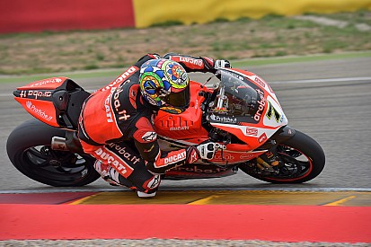 Conclusi i test del team Aruba.it Racing - Ducati