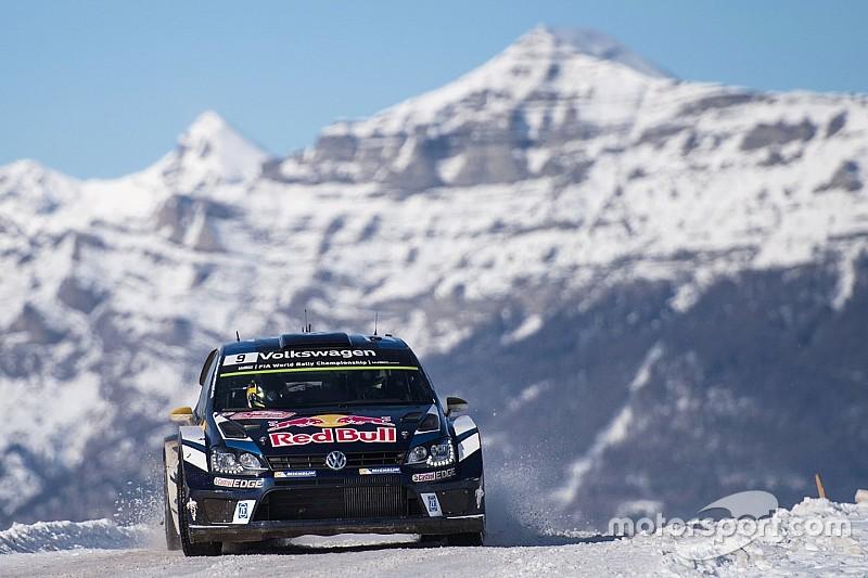 ES15 - Meilleur temps pour Mikkelsen, doublé VW en vue