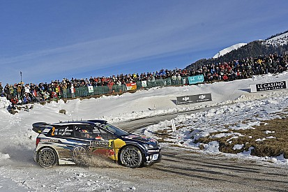 Latvala gets suspended ban for spectator incident