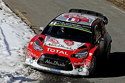 Maiden WRC top-five finish for Stéphane Lefebvre!