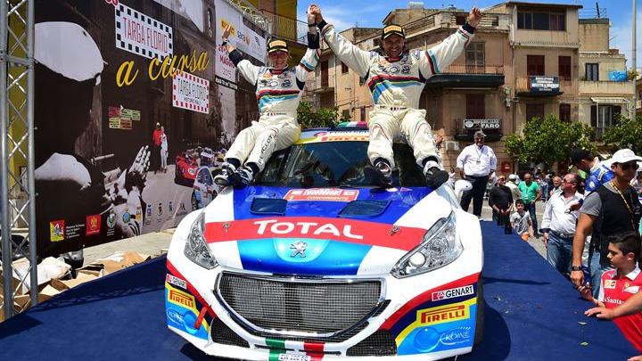Definita la 100th edizione della Targa Florio