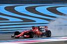 Ricard, Day 1: Raikkonen in pista con la Ferrari SF15-T