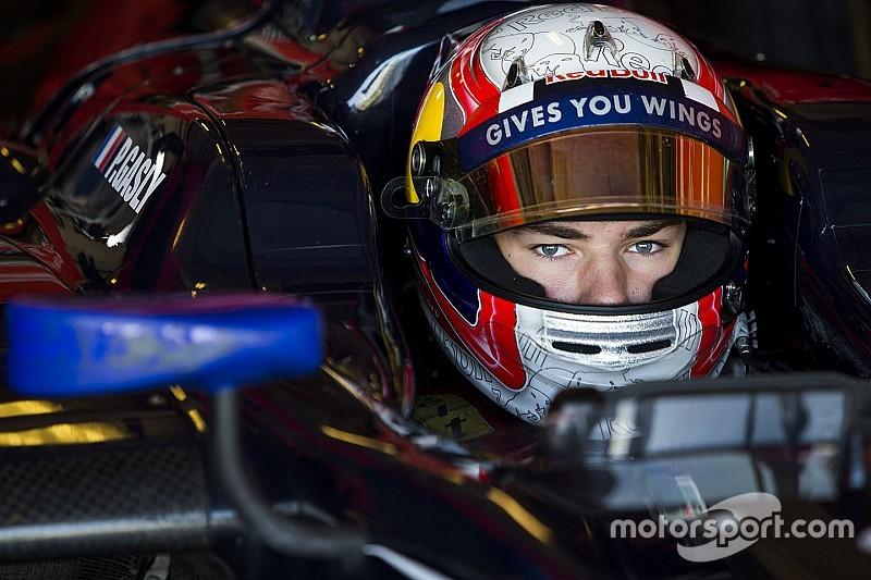 Gasly rejoint Prema pour viser le titre en GP2