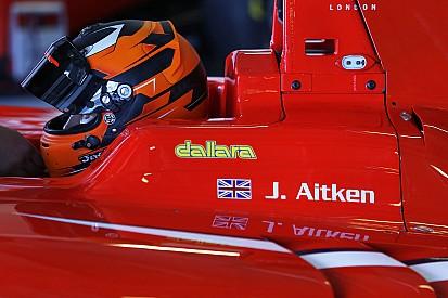 Aitken to make GP3 switch with Arden