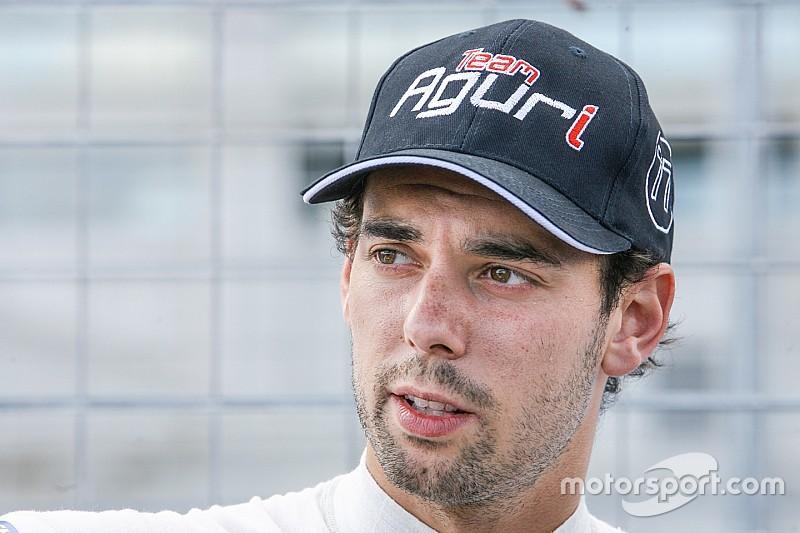 Berthon exits Aguri Formula E team