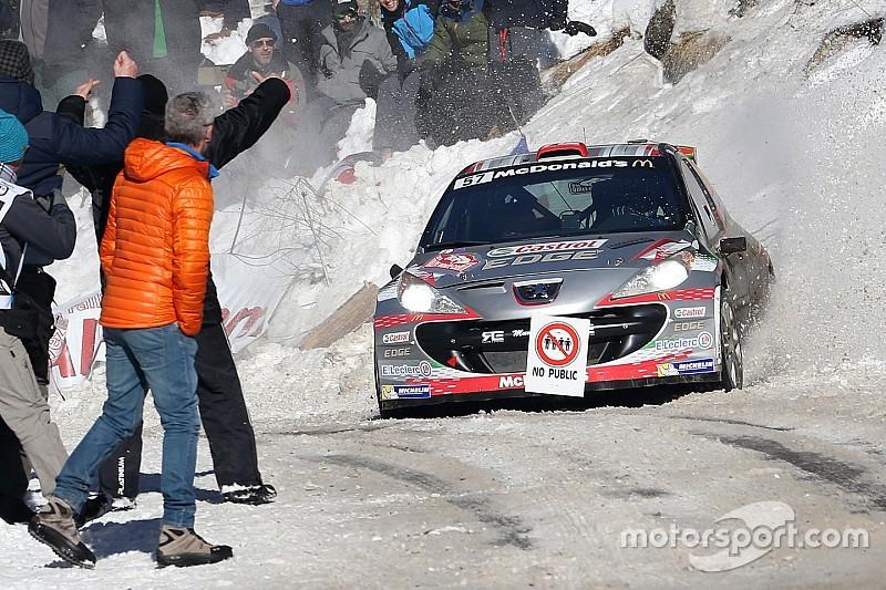 Delecour primo tra le S2000 al Rally di Monte-Carlo