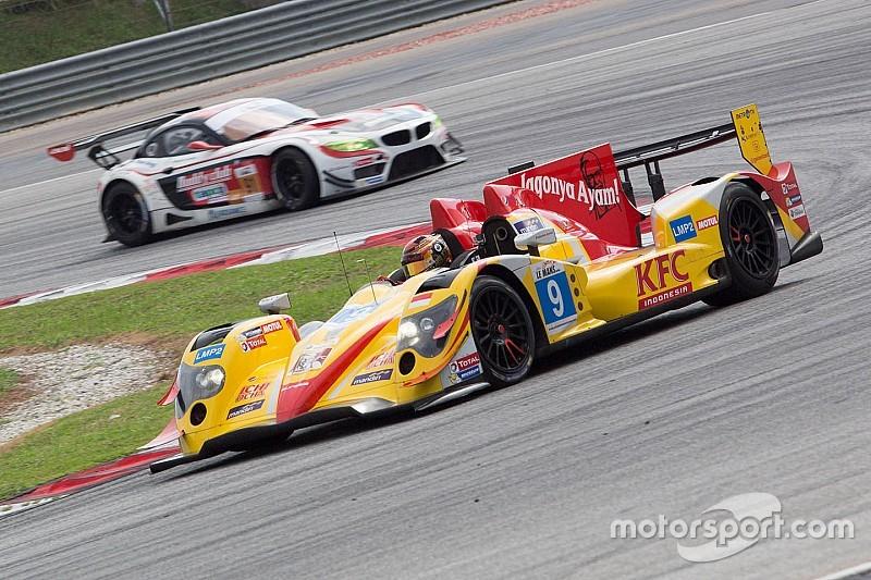 Eurasia Oreca 03R Nissan wins 3 Hours of Malaysia
