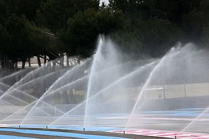 Les secrets de l'arrosage de la piste au Paul Ricard