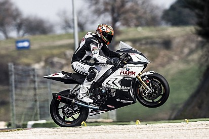 Torres: I need to change my riding style for BMW switch