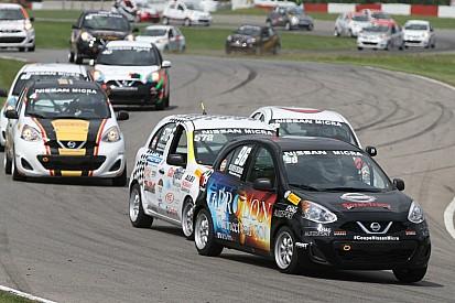 La Coupe Nissan Micra fera escale en Ontario en 2016