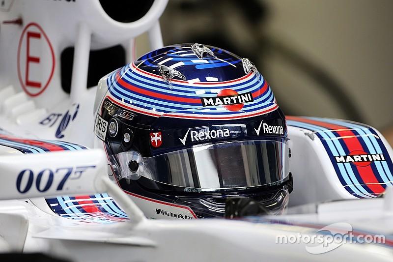 Боттас сменил производителя шлемов