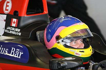 """Villeneuve: """"não tenho planos no momento"""""""