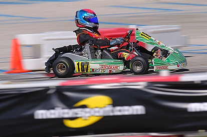 Thrills and punishments mark Rotax final day