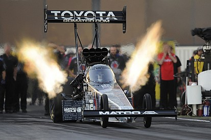 NHRA alters format for setting national records