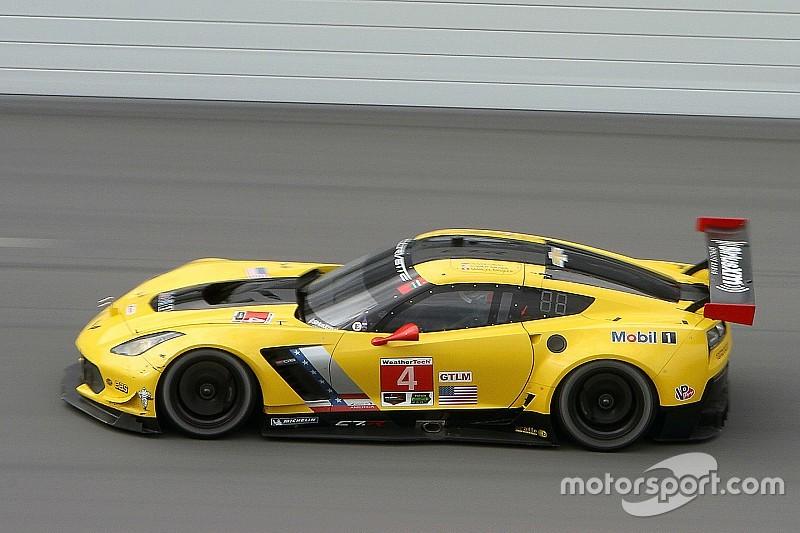 Corvette debutants optimistic for Rolex 24 at Daytona