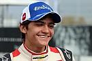 Пьетро Фиттипальди будет выступать в Формуле V8 3.5