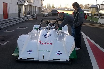 Torna la Siliprandi Racing con Eugenio Pisani