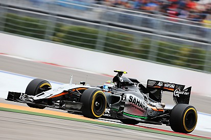 Force India's 2016 car homologated
