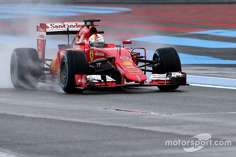 Vettel on top as Paul Ricard test ends