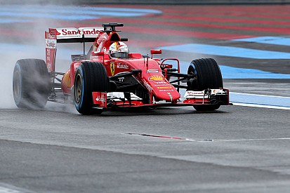 Феттель возглавил протокол финального дня тестов Pirelli