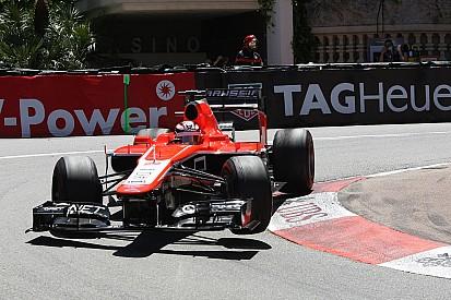 Marussia: va all'asta anche la monoposto di Bianchi
