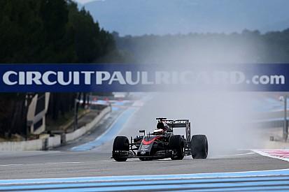 Pirelli satisfait des essais de pneus pluie