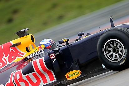 Pirelli acredita em evolução após testes em piso molhado