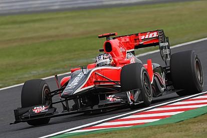 Ehemalige Formel-1-Fahrzeuge von Marussia/Manor werden versteigert