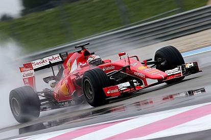 Les essais pluie de Pirelli en chiffres