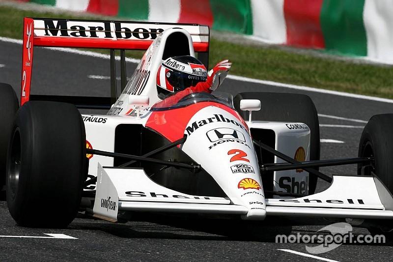 """Berger - La F1 actuelle est """"trop contrôlée, trop règlementée"""""""