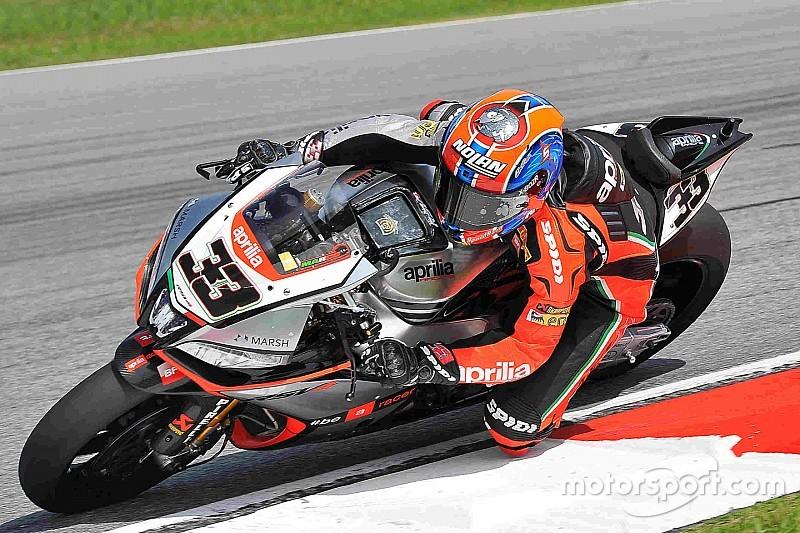 Melandri não participa do Mundial de Superbike em 2016